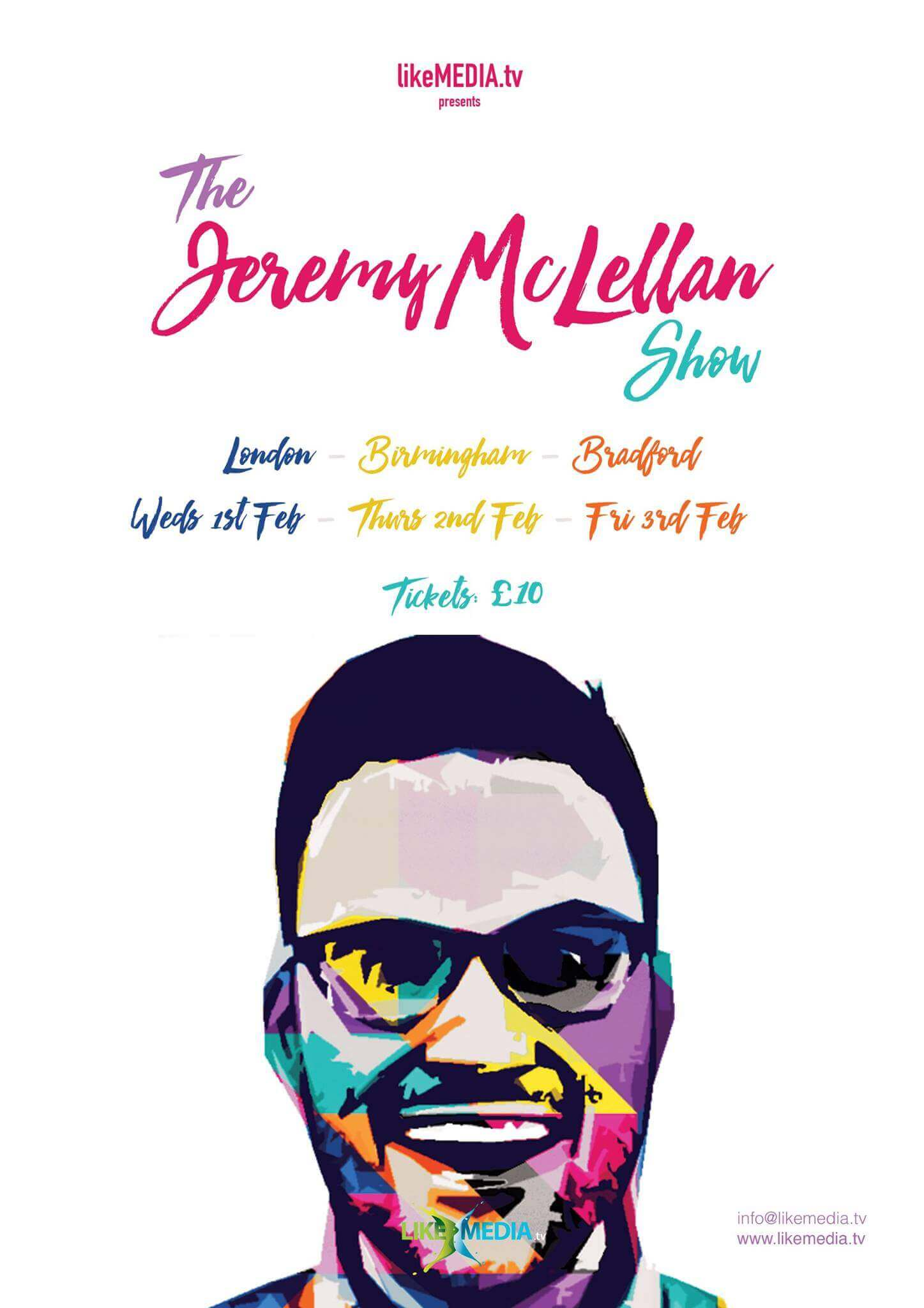 LikeMedia - THE JEREMY MCLELLAN SHOW