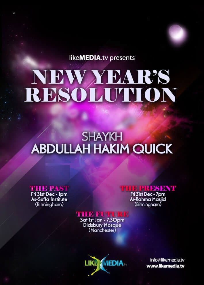 LikeMedia - NEW YEAR'S RESOLUTION