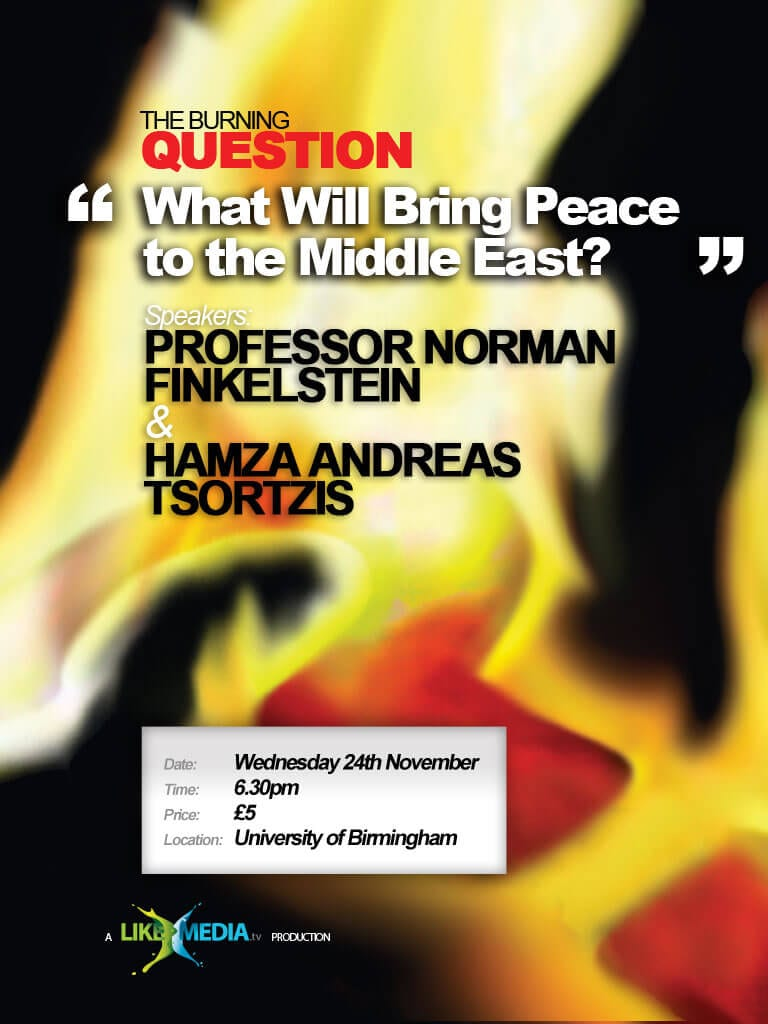 LikeMedia - WHAT WILL BRING PEACE TO THE MIDDLE EAST?