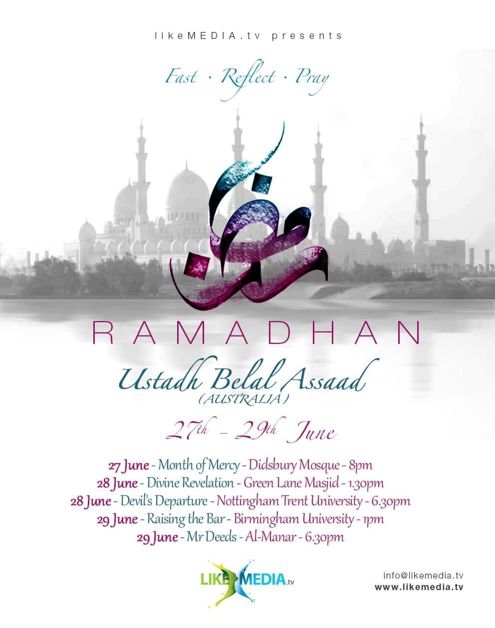 LikeMedia - RAMADHAN